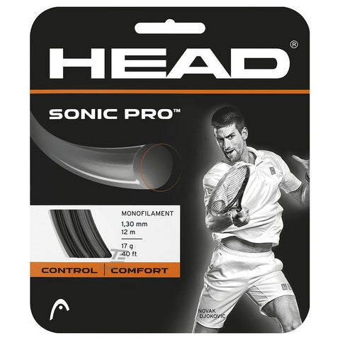 Head Sonic Pro Black Set