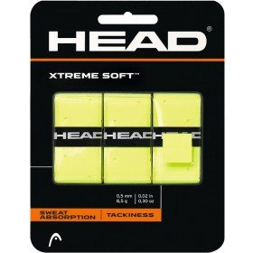 Head Extreme Soft Yellow Overgrips