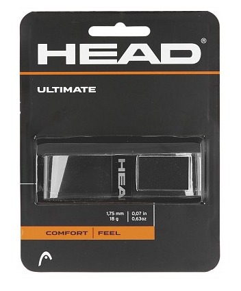 Head Ultimate Black Grip