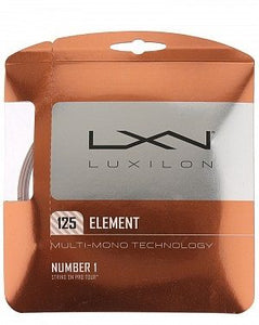 Luxilon Element 1.25 Set