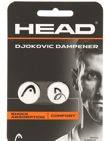 Head Djokovic Dampener White