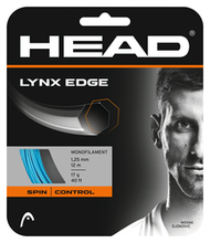 Load image into Gallery viewer, Head Lynx Edge Blue 1.25mm Set