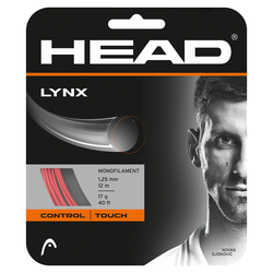 Head Lynx Red 1.25mm Set