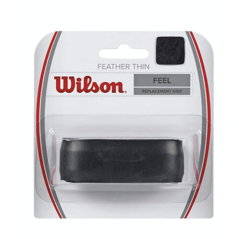 Wilson Feather Thin Black Grip