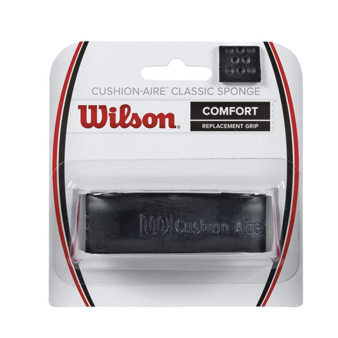 Wilson Cushion Aire Classic Sponge Black Grip