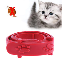 Load image into Gallery viewer, Red Anti-inscet Adjustable Collar