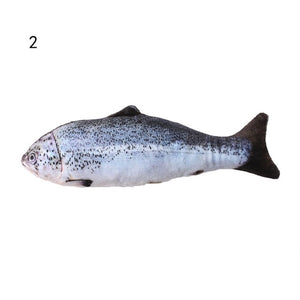 Artificial Fish Plush Toy
