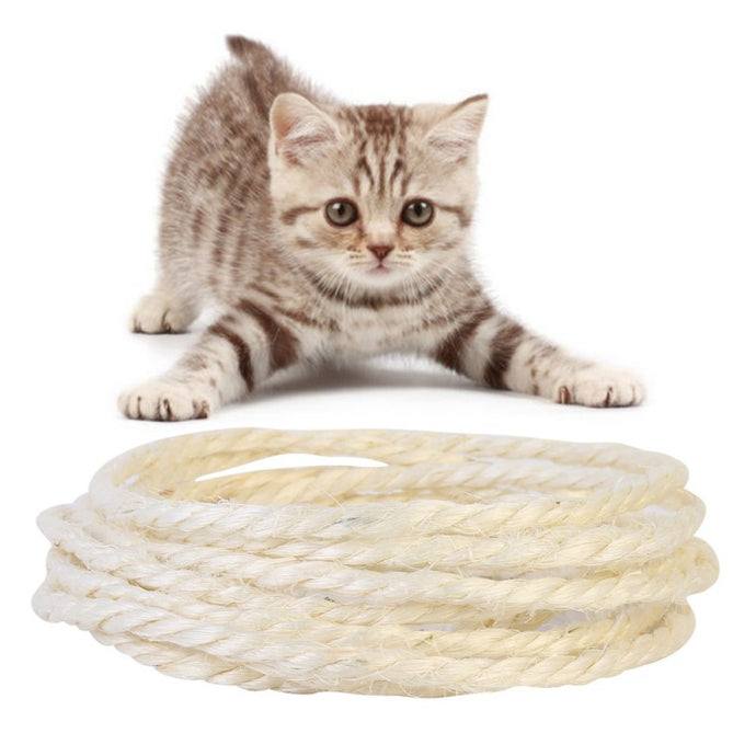 Natural Sisal Rope For Cats