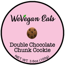 Load image into Gallery viewer, Double Chocolate Chunk Cookie