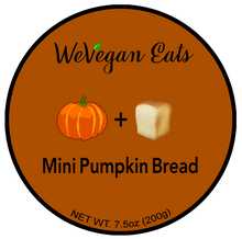 Load image into Gallery viewer, Mini Spice Pumpkin Bread