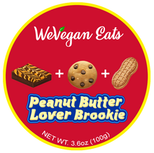 Load image into Gallery viewer, Peanut Butter Lover Brookie