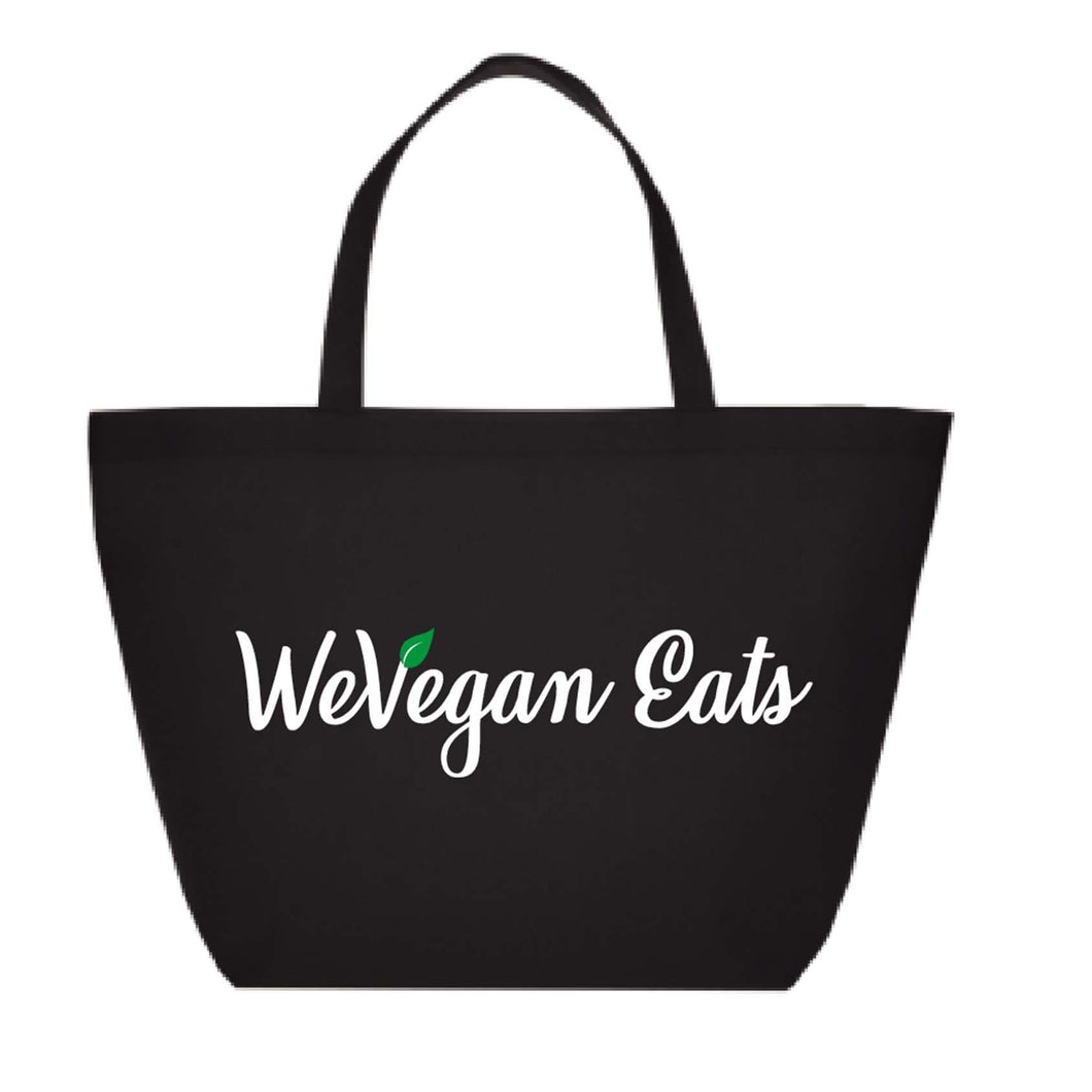 WeVegan Eats Recycle Tote Bag