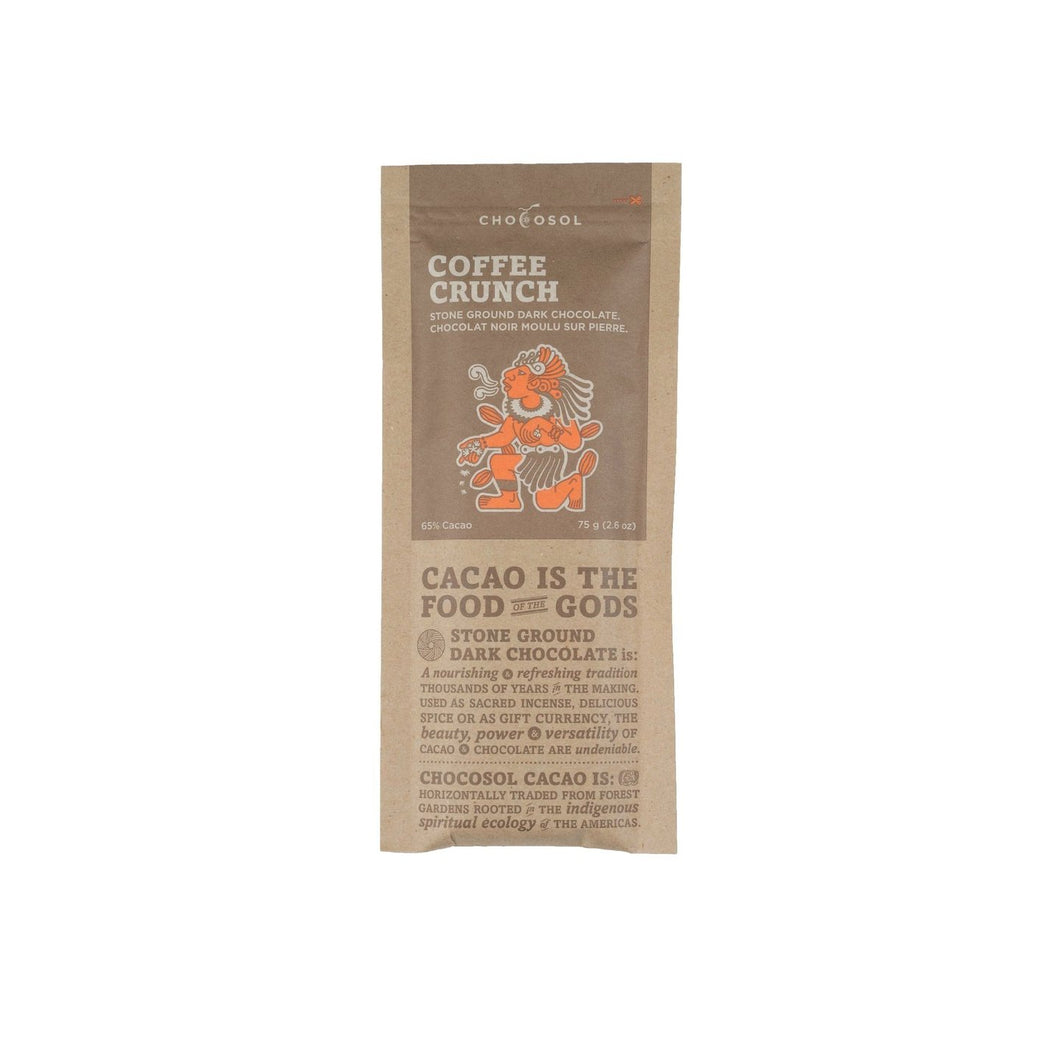 Chocosol Coffee Crunch | 65%