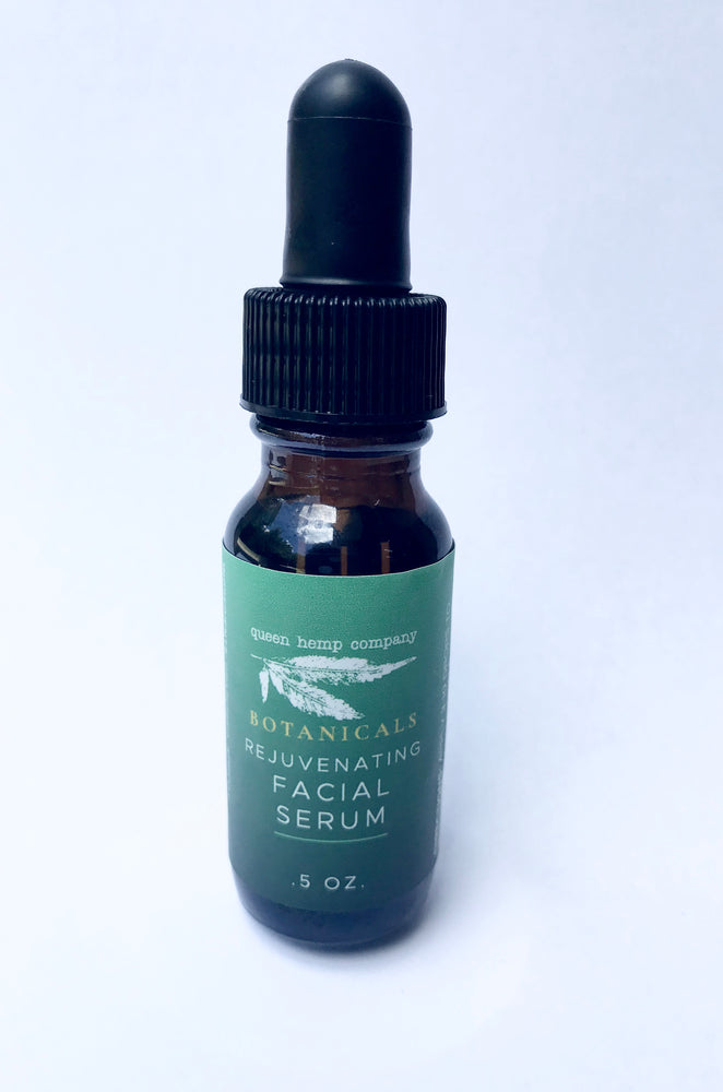 Queen Hemp Botanicals Facial Serum