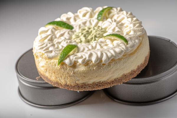 Vegan Cheesecake - Key Lime