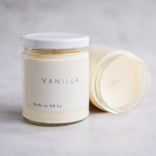 A White Nest Soy Wax Candles