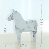 Fashionable Wooden Horse Decoration - Make your house FABULOUS