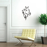 Classic Horse Wall Vinyl - a STUNNING home decoration!