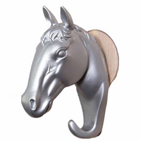 Horse Head Wall Hangers - decorate in STYLE!