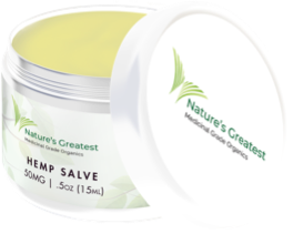 Nature's Greatest Muscle & Joint Salve - 050mg/0.5oz (15ml) SAMPLE