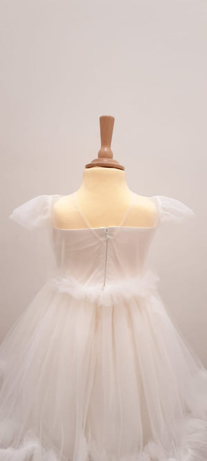 Pretty Dress For Little Girl - Via Bambino