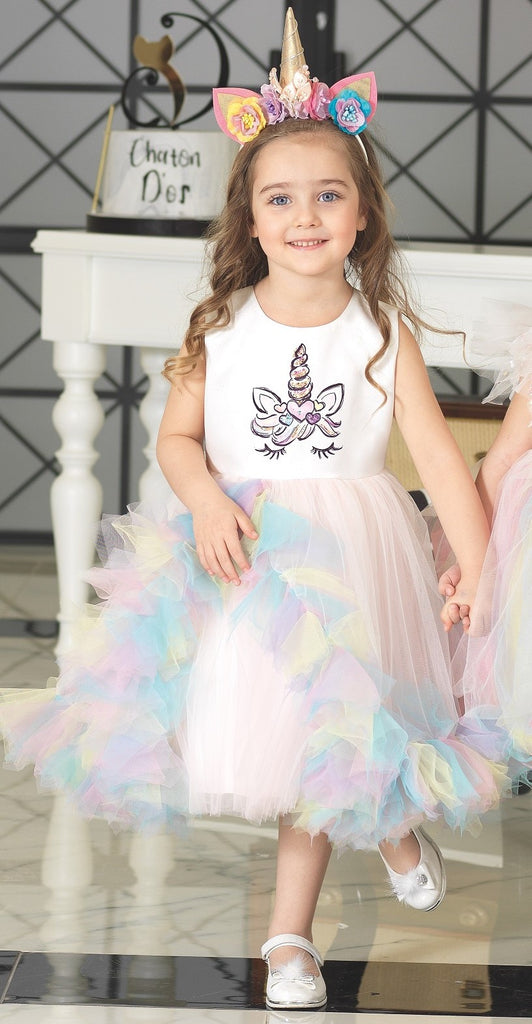 UniCorn Baby Dress