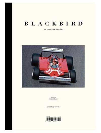 Blackbird Automotive Journal