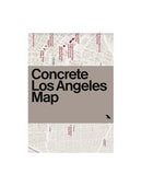 Concrete Los Angeles Map