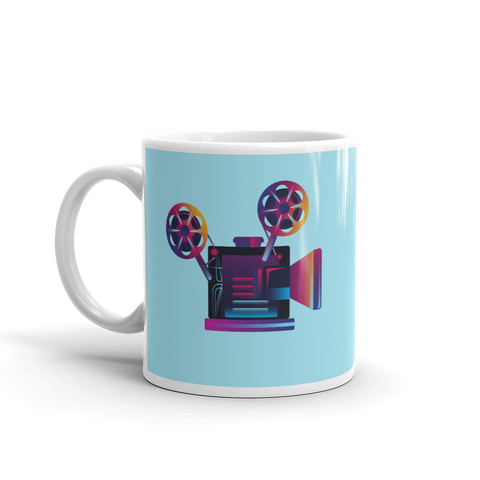 Film Camera Mug from Georgia Box Office Store
