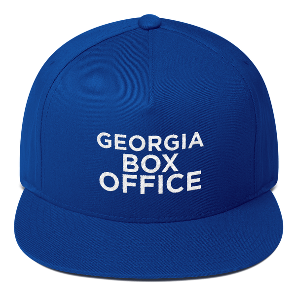 Blue Georgia Box Office hat