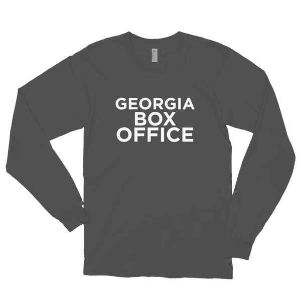 Georgia Box Office white logo t-shirt