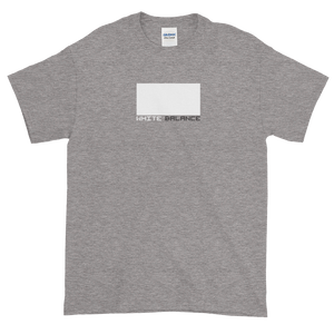 "Grey ""White Balance"" filmmaker t-shirt"