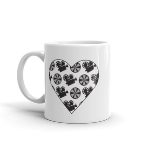 """Film Heart"" Mug from Georgia Box Office"