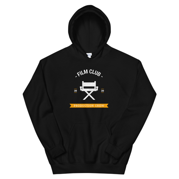 Black Film Club Hoodie from GBO