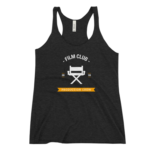 Black Film Club Tank-top