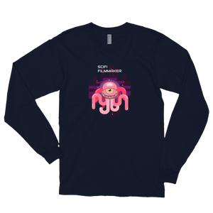 Sci-Fi Filmmaker long sleeve shirt