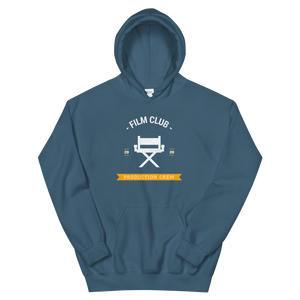 Film Club hoodie for filmmakers