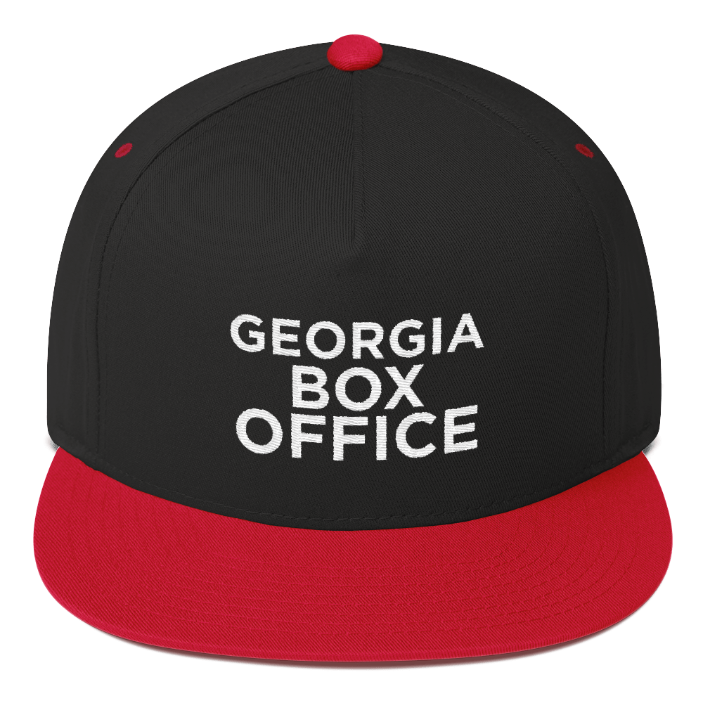 Georgia Box Office Snapback hat
