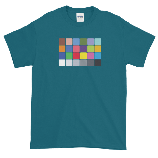 color chart shirt