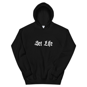"""Set Life"" hoodie by Georgia Box Office"