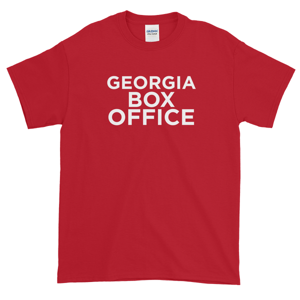 Red Georgia Box Office t-shirt