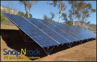 Shop Snap N Rack Ground Mount Parts at SolarPanelStore