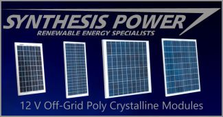 Synthesis Power Solar Panels