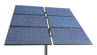 Ameresco Solar Panel Top-of-Pole Mount - 6X-TPM-6INCH