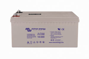 Battery 12V 220Ah AGM Deep Cycle Battery - BAT412201084