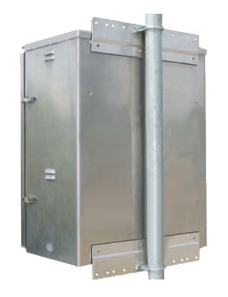 Battery Box Enclosure for Off-Grid Solar - BBA-6