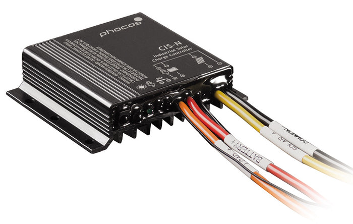 Phocos CIS PWM Charge Controller 10A 12/24V - CIS-N-10