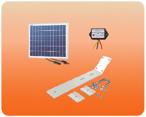 Colorado Solar Charging Kit 10W 12V - RP 10-12