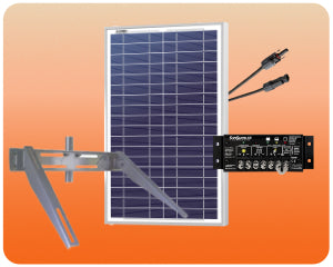 Colorado Solar Charging Kit 120W 24V - RP 120-24