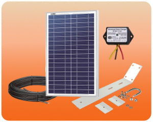 Colorado Solar Charging Kit 20W 12V - RP 20-12
